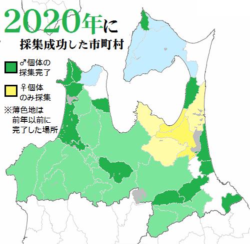 青森県 コクワ採集済みマーキングシート2020.png